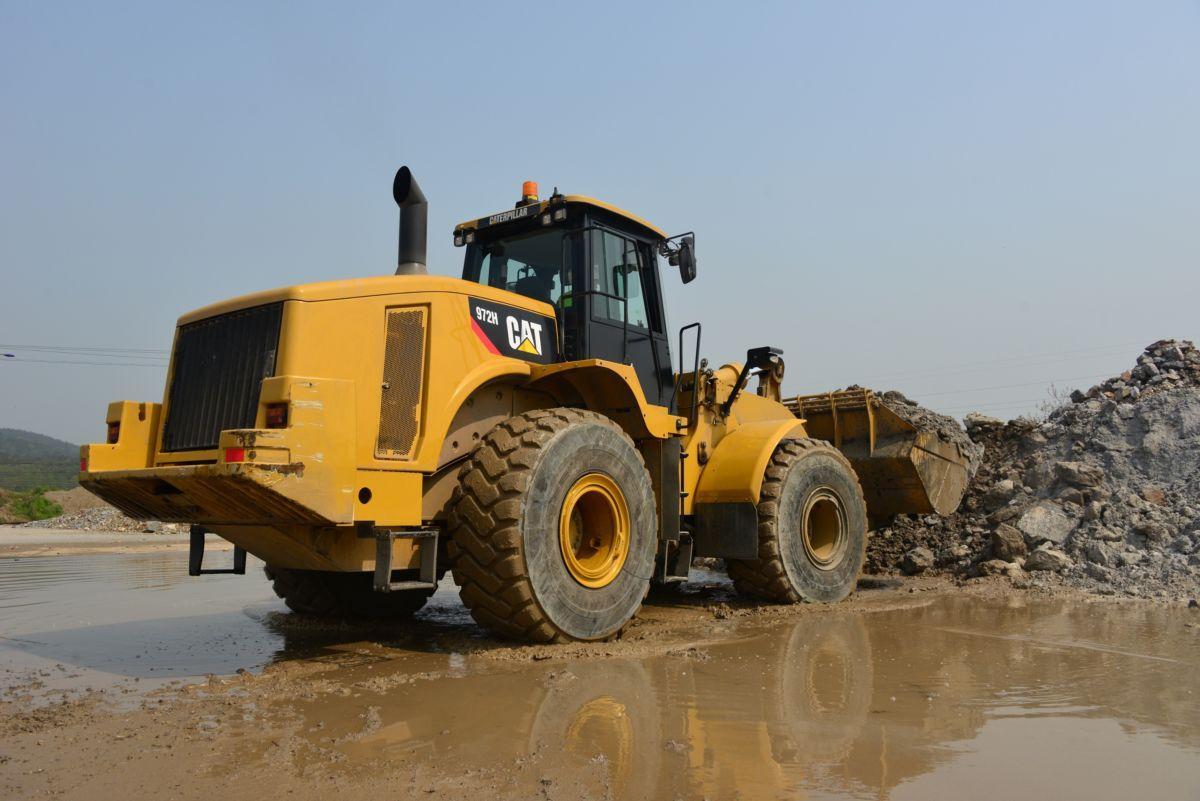 972H   Jordan Tractor